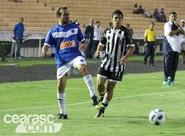 Ceará joga bem em Uberlândia/MG, mas perde para o Cruzeiro