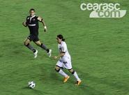Na estreia do segundo turno, Ceará perde para o Vasco, no Rio de Janeiro