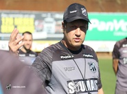 Ceará realiza mais um treinamento visando partida diante do São Paulo