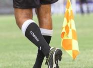 José Cleuton de Souza Lima/CE apita o jogo Ceará x Guarany