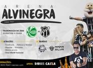 2ª Arena Alvinegra: Juventude x Ceará