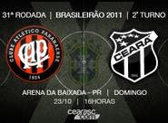 Vozão viaja para disputar 31ª rodada do Brasileirão