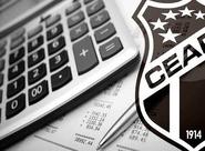 Ceará é destaque em balanço financeiro dos clubes nacionais
