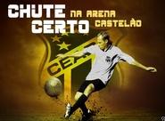 CHUTE CERTO está de volta, agora na Arena Castelão