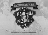 Ceará e Sou Mais lançam a promoção Bate Bola com o Presidente.