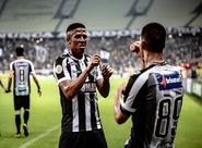 Atacante Bergson exalta desempenho coletivo e o bom ambiente do Ceará na disputa da Série A 2019