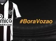 Quer ganhar uma camisa do Thiago Matias e mais dois ingressos para  Ceará x Figueirense?