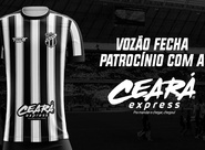 Alvinegro terá patrocínio da Ceará Express a partir do Clássico-Rei