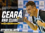 Futsal Adulto: No Ginásio Vozão, Ceará recebe o BNB Clube pelo jogo de volta das quartas-de-final do Campeonato Cearense