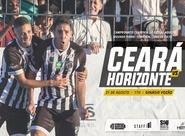 Futsal Adulto: No Ginásio Vozão, Ceará recebe Horizonte e decide vaga na final do segundo turno