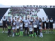 """Projeto """"Nota 10"""" premiou atletas da base alvinegra com bom rendimento estudantil"""