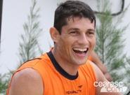 """""""O Ceará faz parte da minha vida"""", diz Careca em seu retorno"""