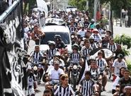 Em homenagem ao Tricampeonato, Ceará vai realizar a #CarreataPentaTRI