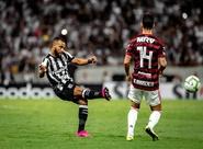 Ceará luta até o fim, mas não consegue superar o Flamengo em casa