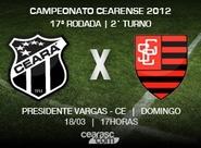 Na estreia de PC Gusmão, Ceará recebe o Guarany (S) no PV