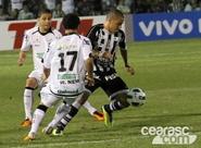 Ceará empata com o Figueirense no PV