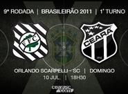 Ceará viaja para disputar Brasileirão Série A