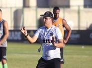 No Vovozão, elenco alvinegro participa de treino apronto para a partida contra o Criciúma