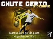 Chute Certo - Ceará X Horizonte