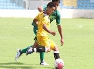 Em jogo-treino movimentado, Ceará goleia por 5 x 1