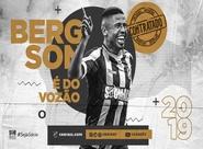 Ex-Athlético/PR, Ceará fecha contrato com atacante Bergson
