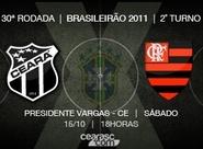 Ceará x Flamengo: Orientações para o acesso dos torcedores ao PV