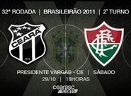 Plano Fidelidade dará 30% de desconto na compra do ingresso para Ceará x Fluminense
