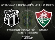 Depois de 39 anos, PV volta a ser o palco de Ceará x Fluminense