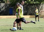 Ceará treina em Itaitinga