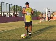Jogadores querem classificação na Copa do Nordeste