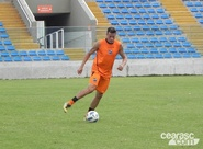 No PV, Ceará finaliza treinos na capital cearense