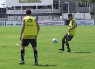 Time treina e parte para Salvador