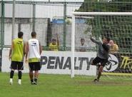 Alvinegros finalizam treinos e já concentram