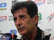 Técnico Dimas Filgueiras dará coletiva nesta tarde