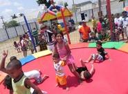 Dia das Crianças alvinegro foi um sucesso em Porangabuçu