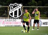 Dimas divulga relacionados para Ceará x Brasiliense