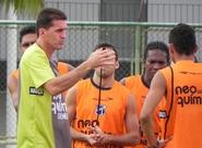 Ceará modifica programação de treinos