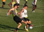 Ceará finaliza treinos e Michel Alves se destaca