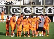 Mancini comandou primeiro treino coletivo com o grupo
