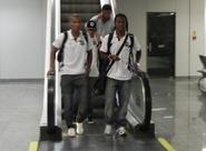 Ceará chega ao Rio de Janeiro/RJ