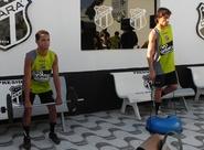 Jogadores voltam aos treinamentos nesta tarde