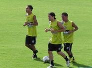 Time segue treinando de olho no Campeonato Cearense