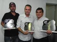 Diretoria de Comunicação entrega troféus aos vencedores