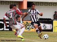 Vozão não consegue vencer o Fluminense na estreia do Brasileirão Sub-20