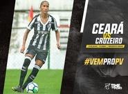Futebol Feminino: No PV, Ceará recebe o Cruzeiro pelo primeiro jogo das quartas-de-final