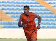 Daniel Marques marca o seu primeiro gol pelo Ceará