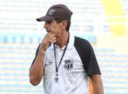 """Dimas Filgueiras: """"Quero um time equilibrado contra o Cruzeiro"""""""