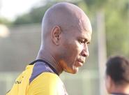 À disposição, Diogo Orlando garante muita luta dentro de campo