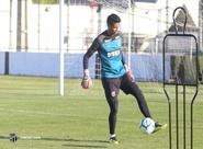Ceará se reapresenta em Porangabuçu com foco total no jogo contra o Santos