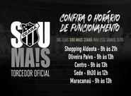 Confira horário de funcionamento das lojas Sou Mais Ceará neste sábado, 15/09